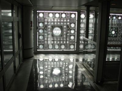 Institut du Monde Arabe Paris par Jean nouvel